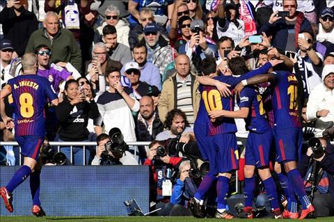 Messi giup Barca lap ky luc moi sau dai thang Bernabeu hinh anh