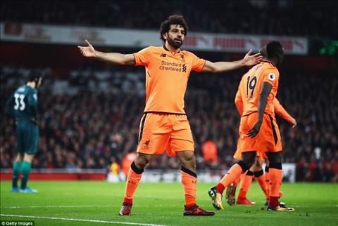 Tien ve Mohamed Salah hung thu voi Real Madrid hinh anh