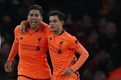 Cham diem Arsenal 3-3 Liverpool Ngay cua cac ngoi sao tan cong hinh anh