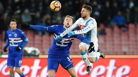 Napoli vs Sampdoria 0h00 ngày 32 (Serie A 201819) hình ảnh