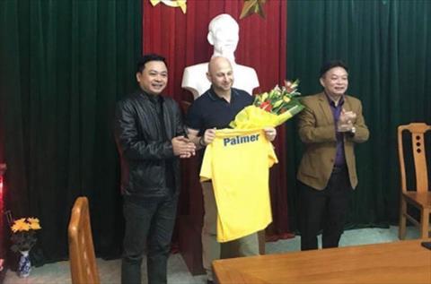 FLC Thanh Hoa bat ngo ky hop dong voi cuu chuyen gia Real Madrid hinh anh
