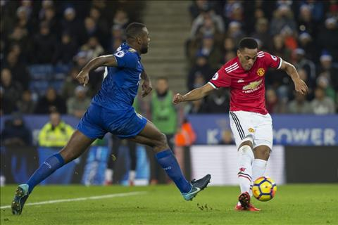 Tien dao Anthony Martial tro lai sau chan thuong hinh anh