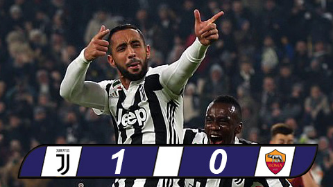Juventus 1-0 Roma Dinh doat boi nguoi cu hinh anh
