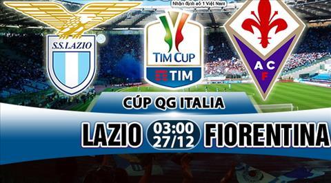 Nhan dinh Lazio vs Fiorentina 03h00 ngay 2712 (Coppa Italia 201718) hinh anh