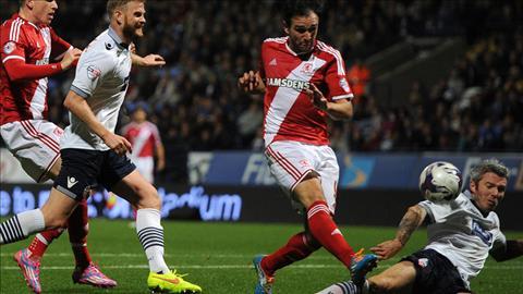 Nhan dinh Middlesbrough vs Bolton 22h00 ngay 2612 (Hang Nhat Anh) hinh anh