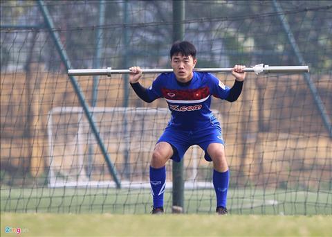 Quyet co diem tai VCK chau A, U23 Viet Nam ren the luc nang hinh anh