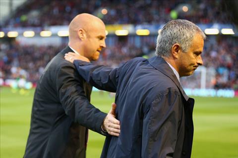 HLV Burnley tan duong Mourinho truoc tran gap MU hinh anh