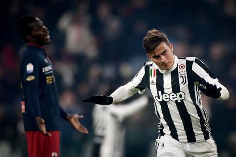 Juventus chot gia ban tien dao Paulo Dybala hinh anh