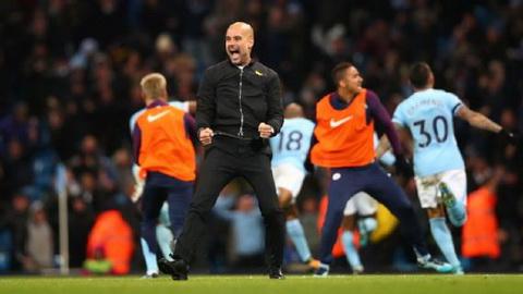 Pep Guardiola cho biet Man City chi tap trung cho tung tran dau.