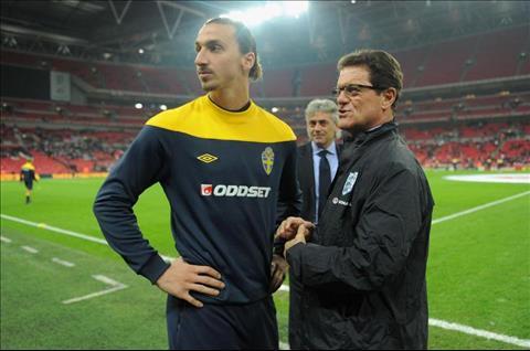 Thay cu co phat bieu khien Ibrahimovic be mat hinh anh