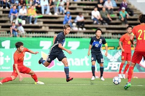Xem nhe danh hieu, Nhat Ban cu doi tre tham du VCK U23 chau A hinh anh