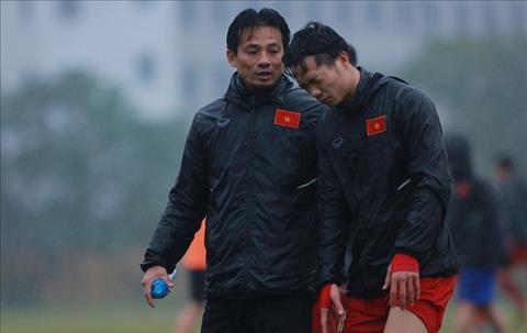 U23 Viet Nam nhan tin du ve chan thuong cua Cong Phuong hinh anh