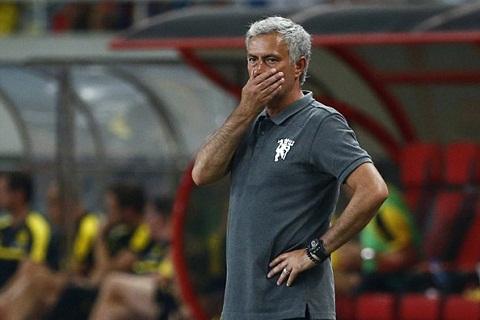 HLV Jose Mourinho so sanh minh voi Pep Guardiola hinh anh 2