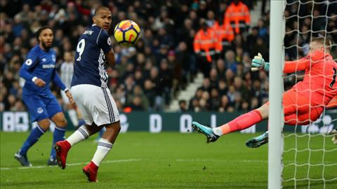 Tong hop West Brom 0-0 Everton (Vong 20 Premier League 201718) hinh anh