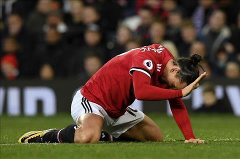Mourinho tiet lo su that phu phang ve Ibrahimovic hinh anh