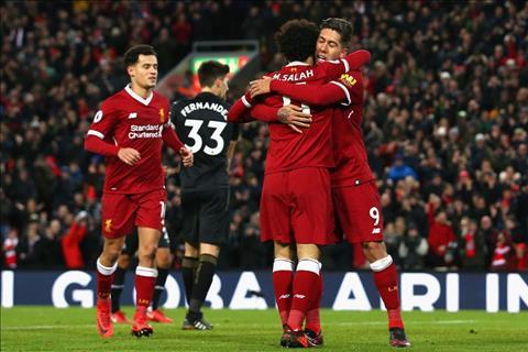 Du am Liverpool 5-0 Swansea Quen Fab Four di, Klopp hinh anh 2
