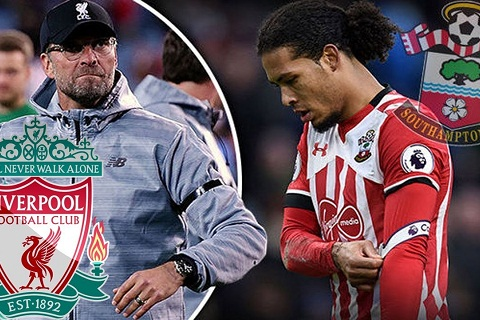 Liverpool mua trung ve Virgil van Dijk hinh anh 2