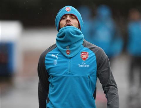 Wilshere he lo nguyen nhan tim lai phong do o Arsenal hinh anh