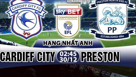 Nhan dinh Cardiff vs Preston 2h45 ngay 3012 (Hang Nhat Anh 201718) hinh anh
