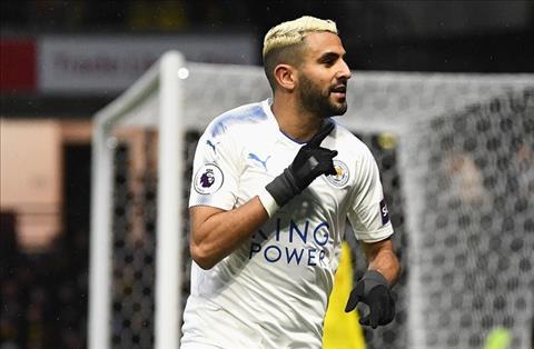 Liverpool mua tien ve Riyad Mahrez thay Coutinho hinh anh