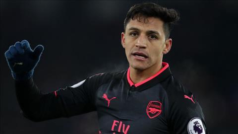 Liverpool hoi mua tien dao Alexis Sanchez hinh anh