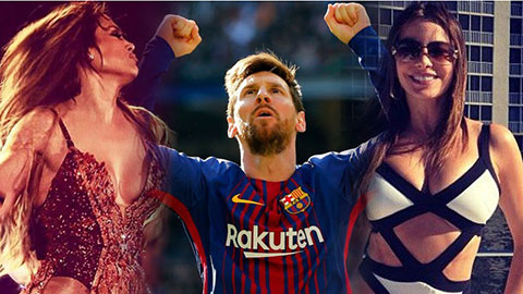 Ngoi sao Messi giau nhat lang giai tri Nam My hinh anh
