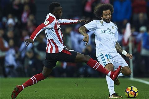 Cham diem Athletic Bilbao 0-0 Real Madrid Hoan ho Marcelo! hinh anh