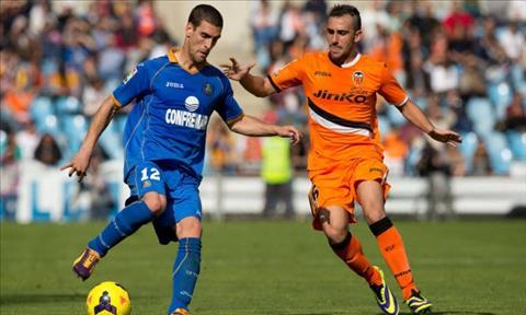 Nhan dinh Getafe vs Valencia 22h15 ngay 312 (La Liga 201718) hinh anh