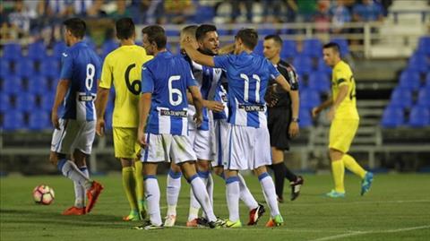 Nhan dinh Leganes vs Villarreal 18h00 ngay 312 (La Liga 201718) hinh anh