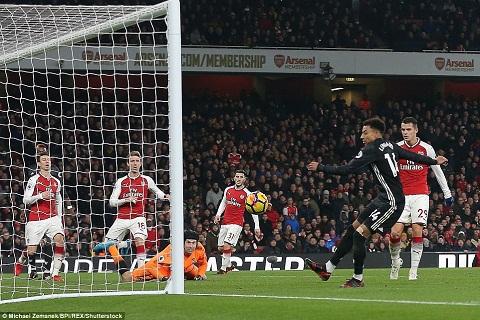 Southampton vs Arsenal (19h00 ngay 1012) Khong de cho Phao thu hinh anh