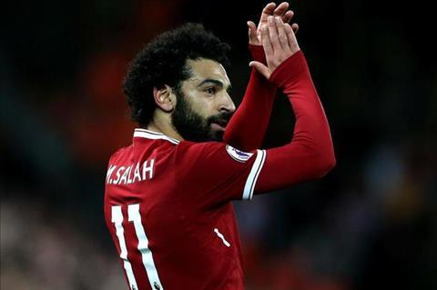 Tien dao Mohamed Salah hay nhat chau Phi nam 2017 hinh anh 2