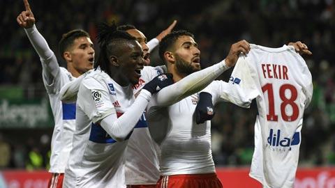 Nhan dinh Caen vs Lyon 23h00 ngay 312 (Ligue 1 201718) hinh anh