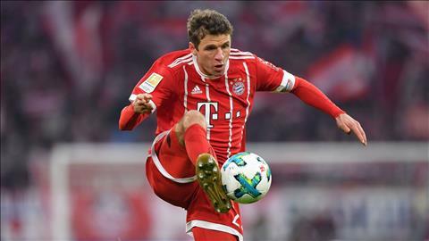 Bayern Munich 3-1 Hannover Man tai xuat an tuong cua Muller hinh anh