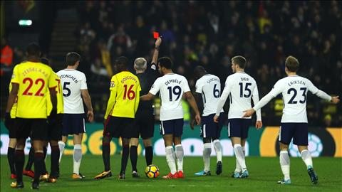 Watford 1-1 Tottenham Pochettino quay cuong trong nhung dau hoi hinh anh 2