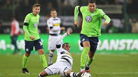 Nhan dinh Wolfsburg vs Gladbach 00h00 ngay 412 (Bundesliga 201718) hinh anh