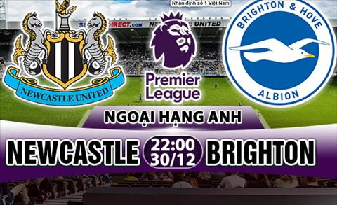 Nhan dinh Newcastle vs Brighton 22h00 ngay 3012 (Premier League 201718) hinh anh