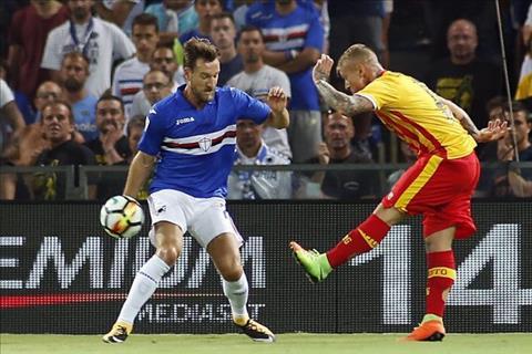 Sampdoria vs Spal 2h45 ngày 512 (Coppa Italia 201819) hình ảnh