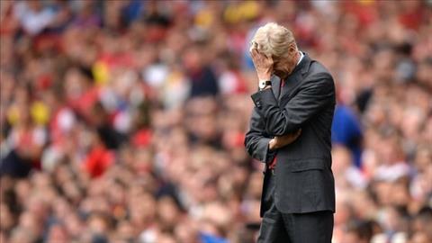 Arsenal cua Arsene Wenger lan dau mat suat top 4 va ve tham du C1