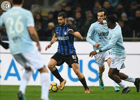 Inter Milan 0-0 Lazio 1 diem that vong ngay cuoi nam hinh anh