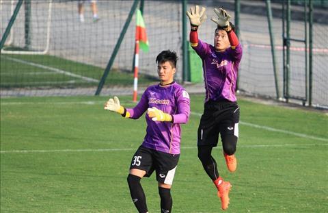Thu mon U23 Viet Nam luyen bai tap la huong toi VCK U23 chau A hinh anh