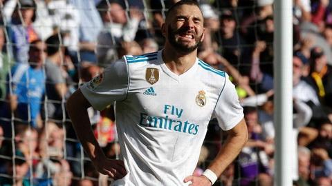 Real Madrid can nhac chia tay tien dao chu luc hinh anh