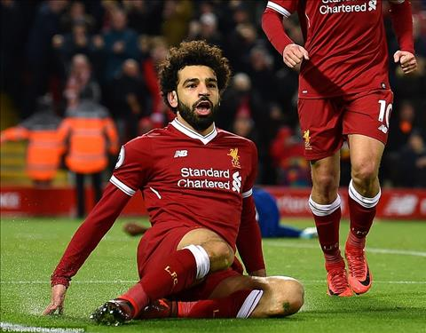 Tien ve Mohamed Salah nghi thi dau 2 tuan hinh anh 2