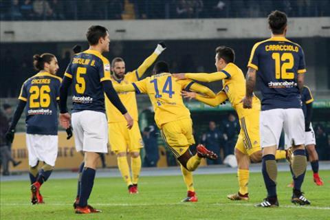 Tong hop Verona 1-3 Juventus (Vong 19 Serie A 201718) hinh anh