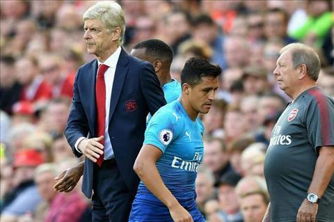 Wenger Toi khong biet Sanchez nghi gi trong dau hinh anh