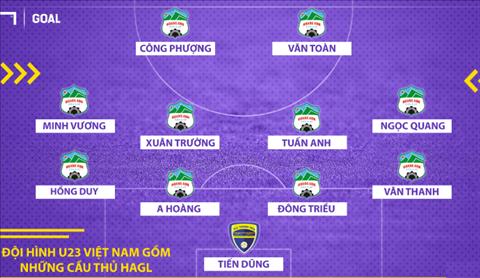 HAGL hoa U23 Viet Nam Duoc chu, sao khong hinh anh 4