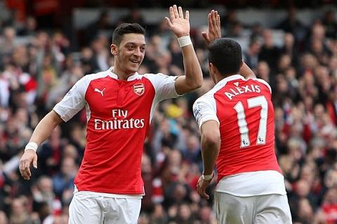 Arsenal vs Chelsea (2h45 ngay 41) Nhu mot thoi quen hinh anh 2