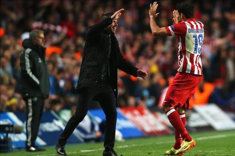 Truoc tran Chelsea vs Atletico Hoai niem trong suong mu hinh anh