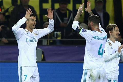 Ramos len tieng ve van de bat dong voi Ronaldo hinh anh