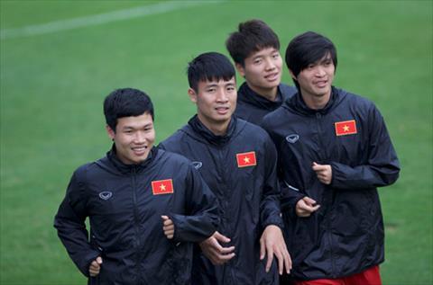 U23 Viet Nam Thay Park bat ngo loai them 4 cau thu hinh anh