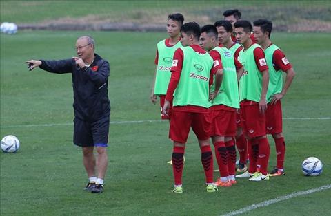U23 Viet Nam luyen so do Ngoai hang Anh Dau la doi hinh ly tuong hinh anh
